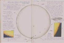 Záznam přechodu Merkura přes sluneční kotouč 7. května 2003 Autor: Petr Horálek