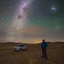 S Českou astronomickou společností se dostanete k vesmíru blíž... Autor: Petr Horálek