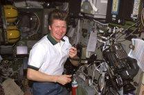 Gennadij Padalka v rámci 9. dlouhodobé Expedice na ISS. Autor: NASA/ISS.