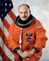 Astronaut Scott Kelly. Autor: NASA.