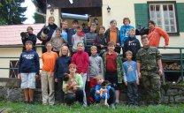 Z Astro-Kosmo tábora v minulém ročníku. Autor: Sekce pro děti a mládež