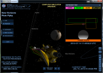 NASA Eyes - New Horizons Autor: NASA/JPL-Caltech