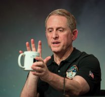 Alan Stern, šéf mise New Horizons Autor: NASA HQ Photostream / Flickr
