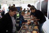 Hvězdárna a planetárium Plzeň na Dnech vědy a techniky v Plzni 2015 Autor: HaP Plzeň