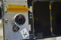 PSCAM, 2 Mpx kamera sluneční plachetnice LightSail A Autor: Jason Davis / The Planetary Society