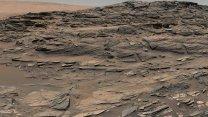 Sol 1087 zkamenělé duny Autor: NASA/JPL-Caltech/MSSS