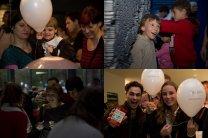 Noc vědců 2015 a nadšení návštěvníci HaP Brno