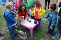 Aktivity při Noci vědců 2015 v Babicích