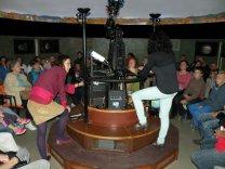 Noc vědců 2015 v Budějickém planetáriu