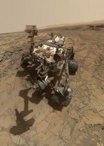 Sol 1126 autoportrét Curiosity Autor: NASA/JPL-Caltech/MSSS