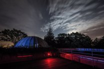 Noc na hvězdárně v Brně Autor: Hvězdárna a planetárium Brno