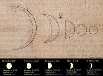 Fáze Venuše Autor: Galileo Galilei