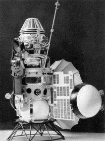 Veněra 3 Autor: NASA