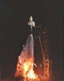 Mariner 5 startuje Autor: NASA