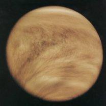 Venuše 26. 2. 1979 ze sondy Pioneer Venus Orbiter Autor: NASA