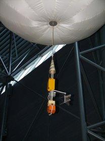 Vega – balón Autor: Richard Kruse