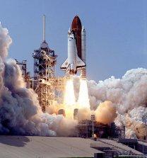 STS-30 Atlantis startuje se sondou Magellan Autor: NASA