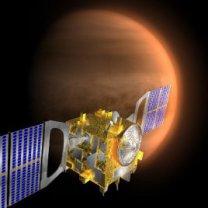 Venus Express Autor: ESA