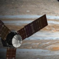 Juno u Jupiteru Autor: NASA/JPL-Caltech