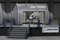 Koncept obytného modulu od firmy Boeing Autor: NASA