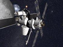 Návrh od Lockheed Martin počítá s využitím architektury víceúčelových logistických modulů Autor: NASA
