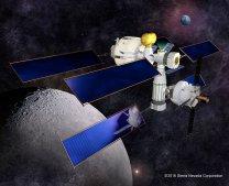 Návrh od společnosti Sierra Nevada Corp. Autor: NASA