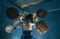 Satelit AMOS-6 zničený při explozi rakety na rampě 1. 9. 2016 Autor: Israel Aerospace Industries