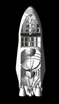 Loď ITS Autor: SpaceX