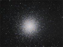 Kulová hvězdokupa M3 na detailním snímku českého astrofotografa Autor: Pavel Böhm