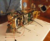 Termovakuový test družice VZLUSat-1 Autor: VZLÚ