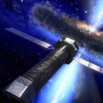 Rentgenová družice XMM-Newton. Autor: ESA.