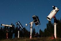 Astronomický tábor 2018: Pozorovací louka Autor: T. Kosek / Jihlavská astronomická společnost