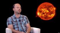 doc. Michal Švanda v pořadu Hlubinami vesmíru Autor: TV Noe