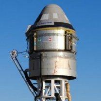 Starliner připraven na Pad Abort Test ve White Sands v NM (USA) Autor: Boeing