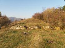 Zbytky pevnosti Petrodava Autor: Jan Kožuško