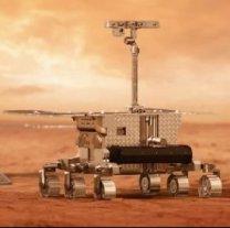 ExoMars 2020, vozítko Rosalind Franklin Autor: ESA