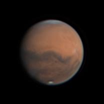 Mars 14. 11. 2020 Autor: Pavel Prokop