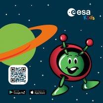 ESA Kids aplikace