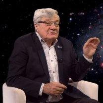Prof. Jan Palouš v pořadu Hlubinami vesmíru Autor: TV Noe