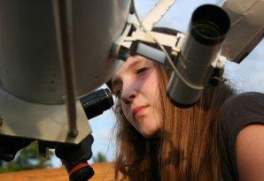 LASO - Letní Astronomické SOustředění pro studenty v Brně. Autor: Hvězdárna a planetárium Brno