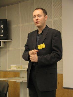 Petr Sobotka na 18. sjezdu ČAS. Autor: Jaromír Jindra
