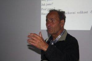 Doc. RNDr. Josip Kleczek, DrSc. Autor: Mirek Dočekal