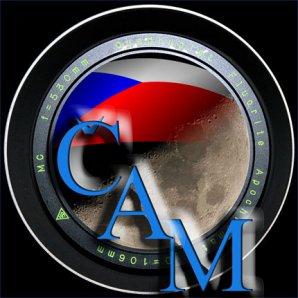 Logo ČAM. Autor: ČAS.