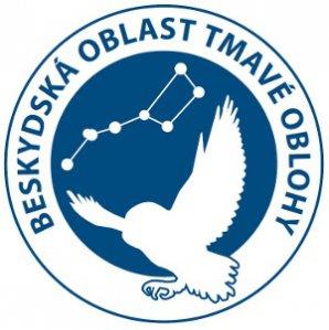 Logo Beskydské oblasti tmavé oblohy Autor: BOTO