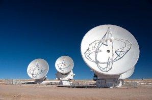 Radioteleskopy ALMA Autor: ESO