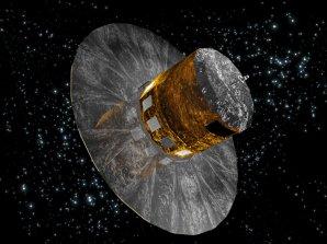 Animace podoby sondy Gaia ve vesmíru Autor: ESA