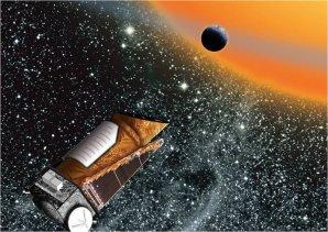 Astronomická družice Kepler (NASA) Autor: NASA
