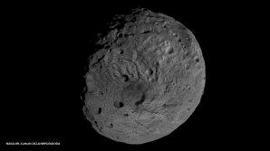 Jižní pól asteroidu Vesta