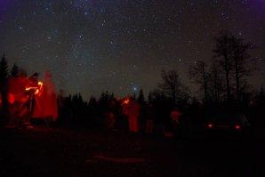 Pozorování na Jizerce Autor: Lukáš Kalista