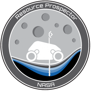 Logo mise Resource Prospector. Autor: NASA